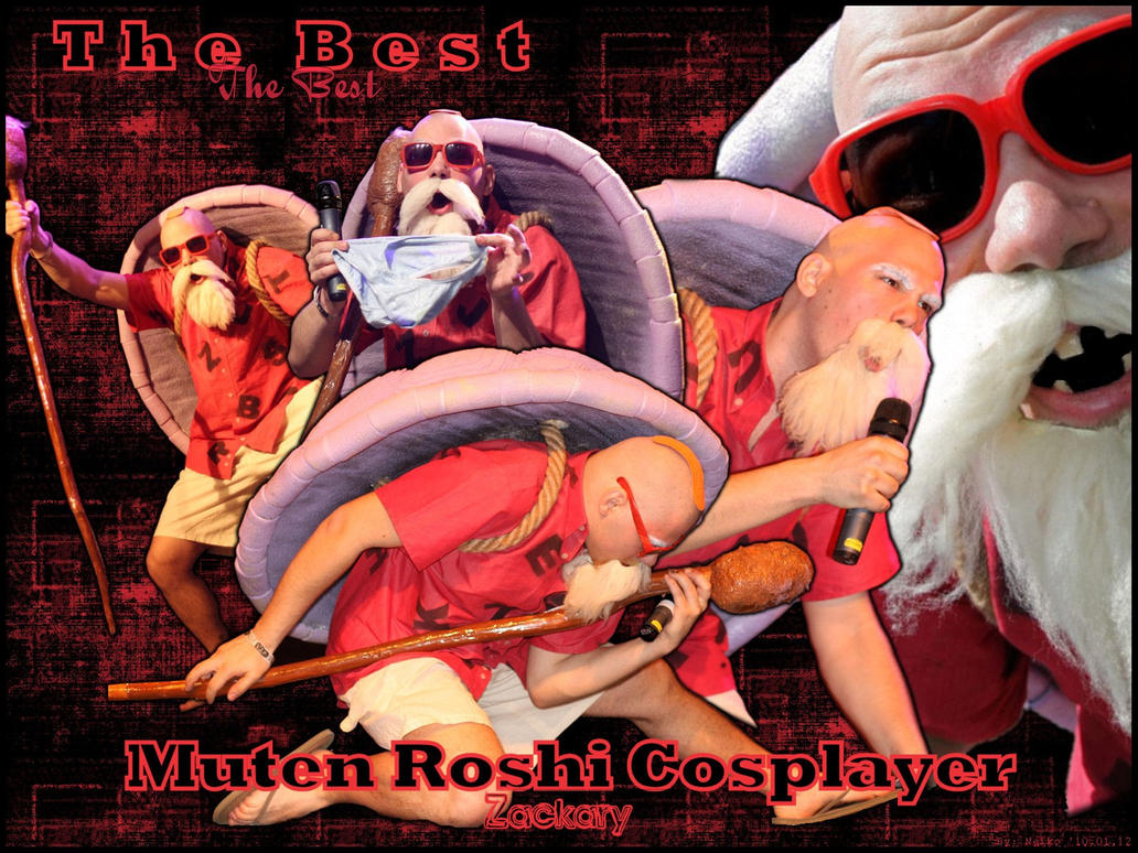 Best of Muten Roshi Cosplayer. by neikoka