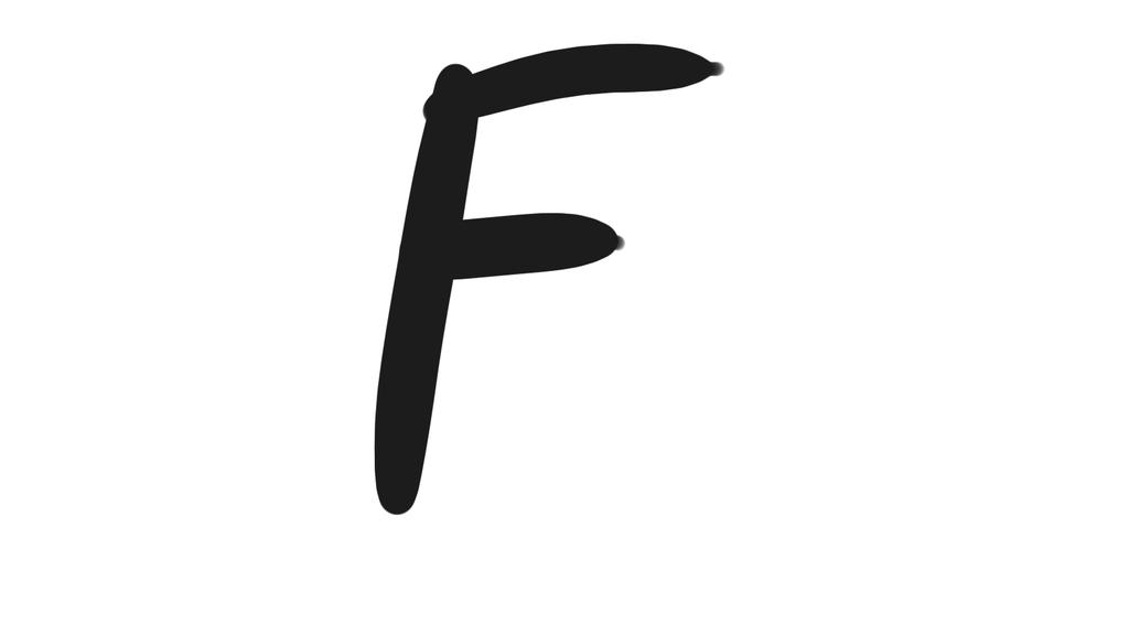 F by ineedpractice