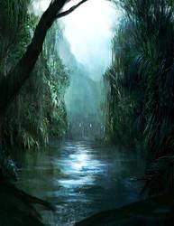 jungle by tobiee