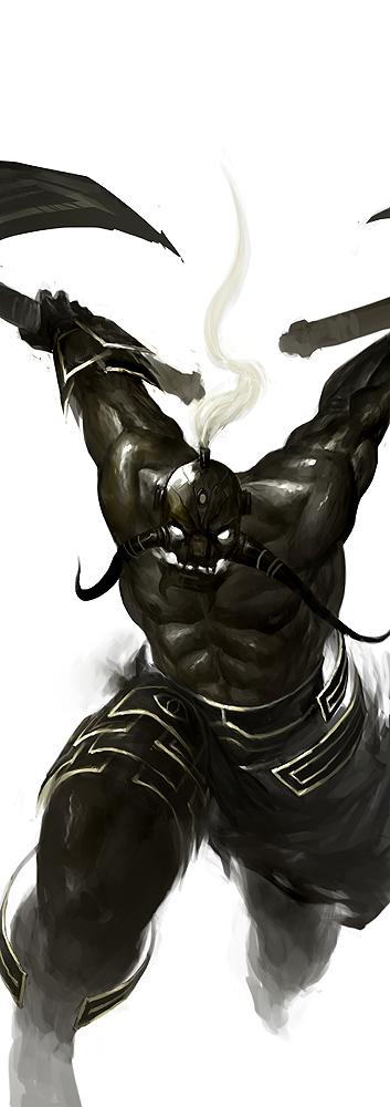 black II by tobiee