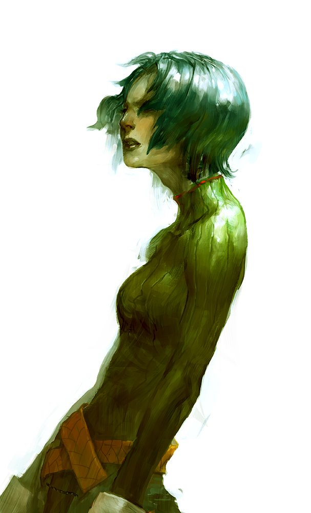 green by tobiee