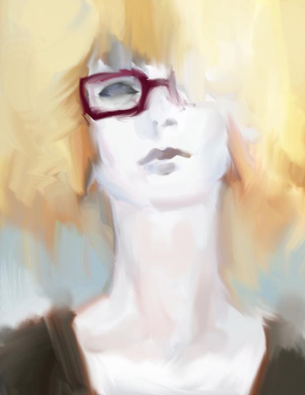 white lady 3 by tobiee