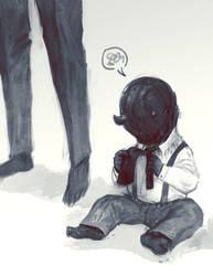 tie baby by tobiee
