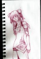 baobao girl by tobiee
