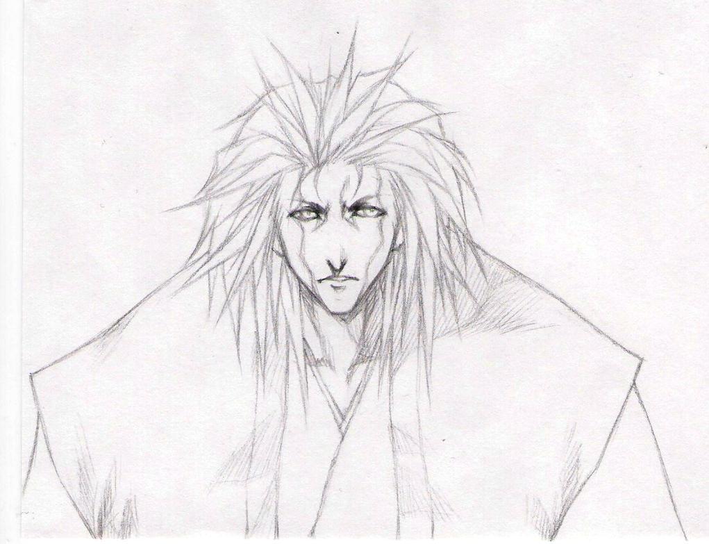 spiky anime hair drawing www