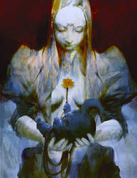 Motherland Chronicles #15 - mother by tobiee
