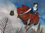 Motherland Chronicles #18 - bunny yaga