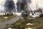 Study: Kryzhitsky Constantine