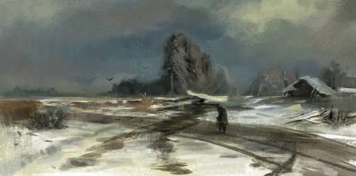 Study: Vasiliev 01 by tobiee