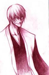 Bleach: ichimaru by tobiee