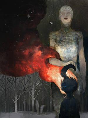 Motherland Chronicles #31 - flower girl II