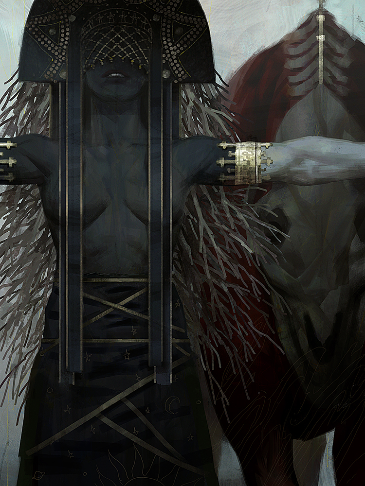 Motherland Chronicles #33 - Nesthead II by tobiee