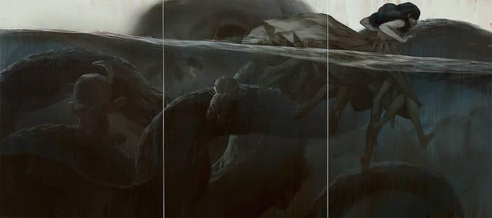 Motherland Chronicles #39 - waterwalker