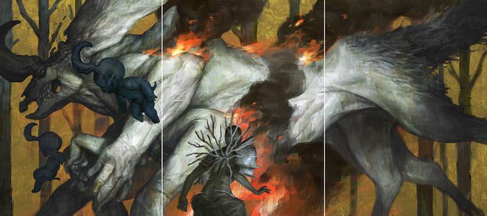 Motherland Chronicles #40 - firewalker