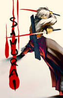 samurai guy by tobiee