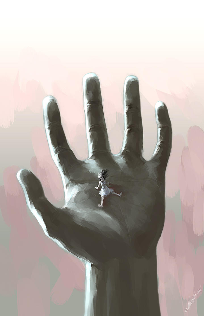 another big hand by tobiee