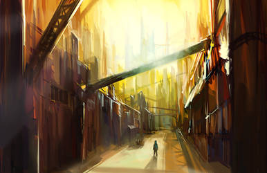 city by tobiee