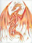Fire Dragon Racphyn