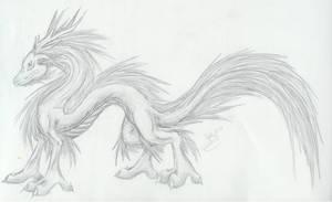 Random Oriental Dragon by Dark-Dragon-Kyra