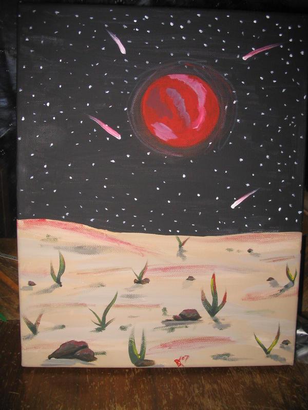 red moon desert xp - photo #21