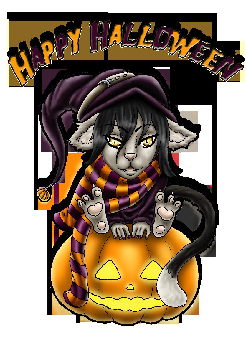 Happy Halloween 2012 (bis) by Aldric-Cheylan