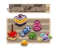 Sweet Candies by Aldric-Cheylan