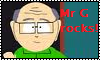 Mr Garrison stamp by Zincwolf