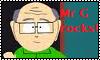 Mr Garrison stamp by Zincwolf