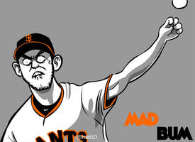Mad Bum by taneel