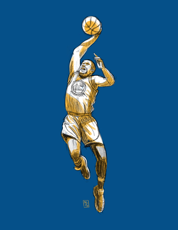Draymond by taneel