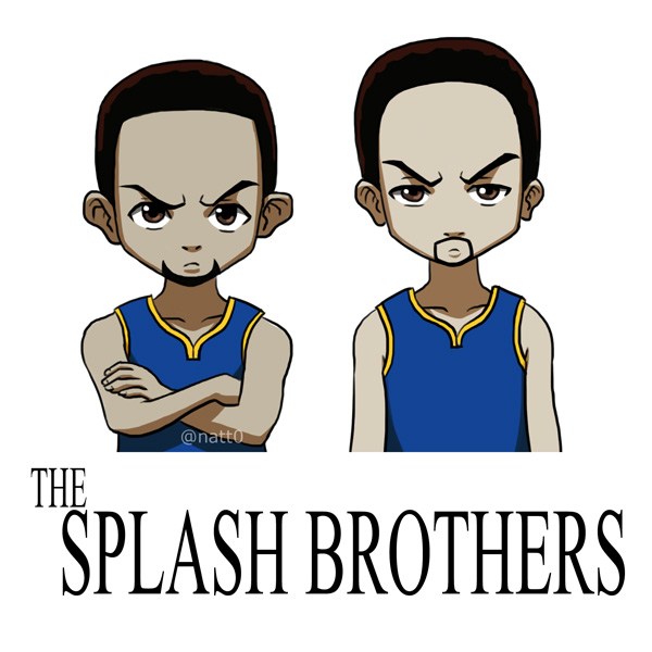 The Splash Brothers by taneel