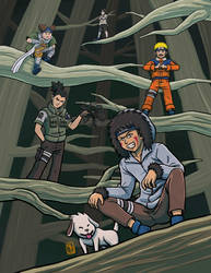 Sasuke Rescue Team