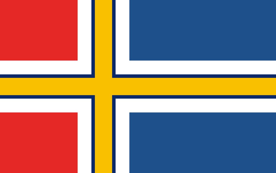Scandinavian Union Flag (3200x2000) by DigitalismIsMyCause