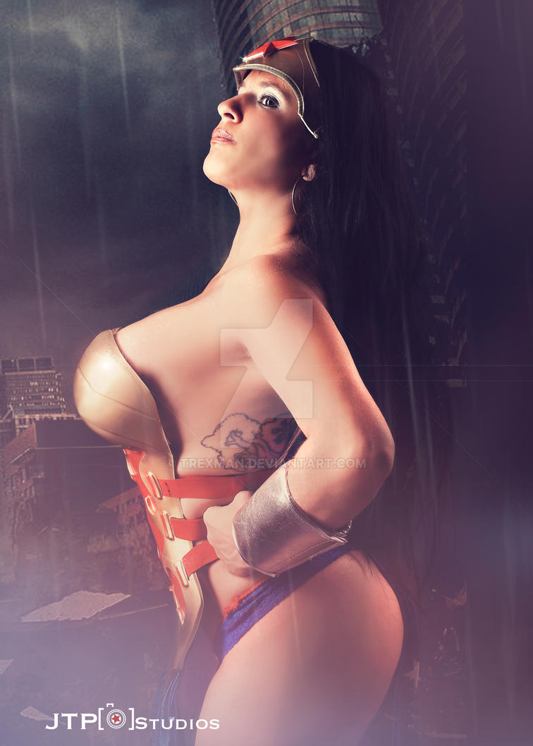 Wonder Womans Tits 102