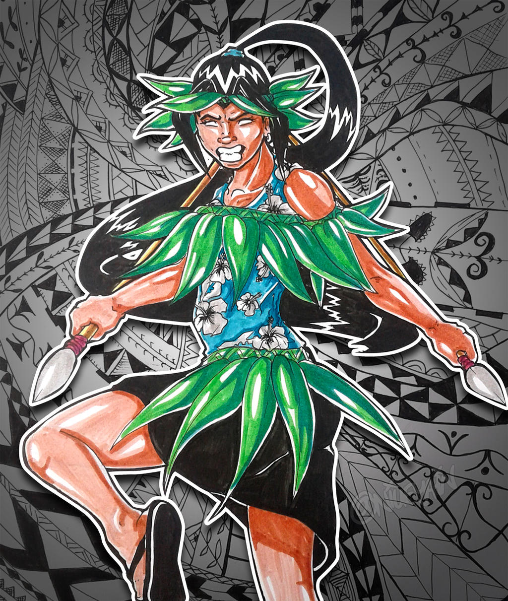 Makapula by niueyain