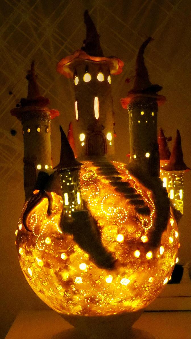 Lamp Droomwereld Lisa by bgerr