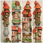 Lamp tower by bgerr