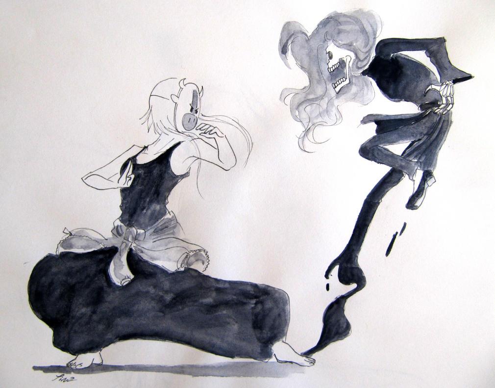 Vachette vs Moar by TinaWOO