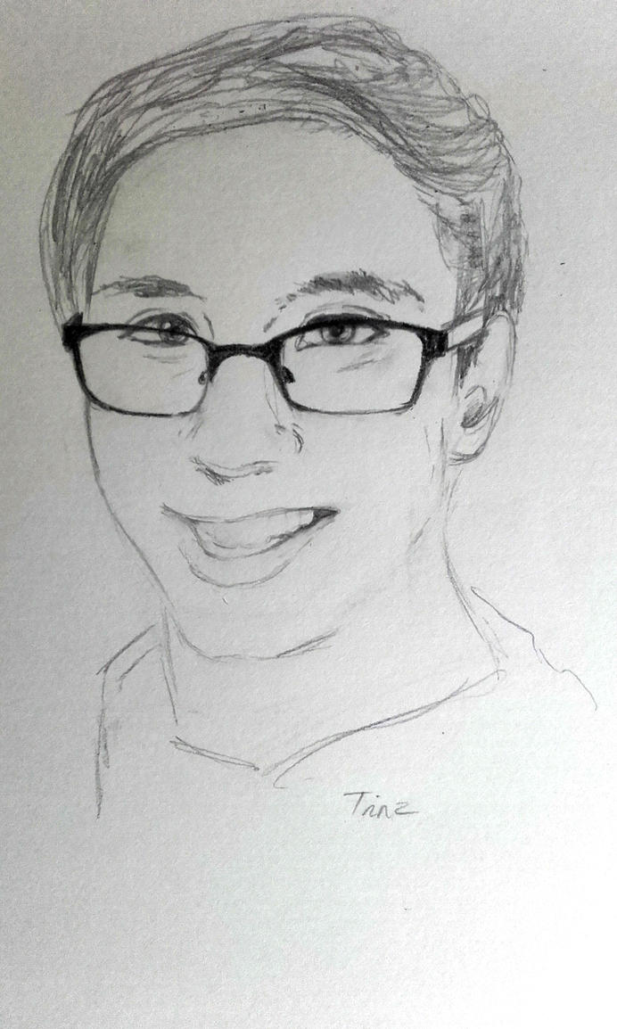 Portrait de Unsterbliicher by TinaWOO