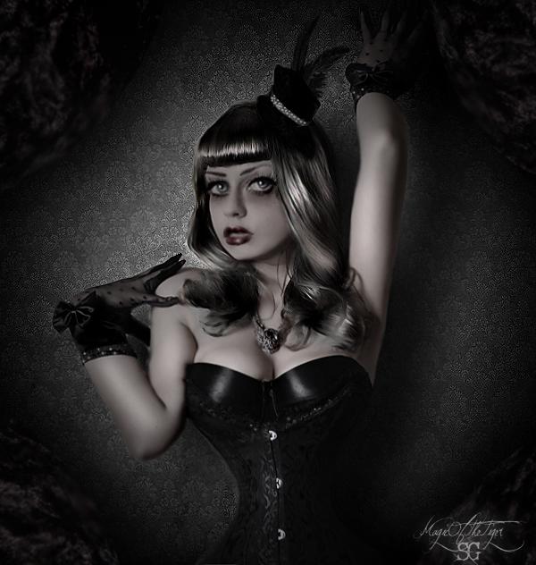 Black Velvet by MagicOfTheTiger