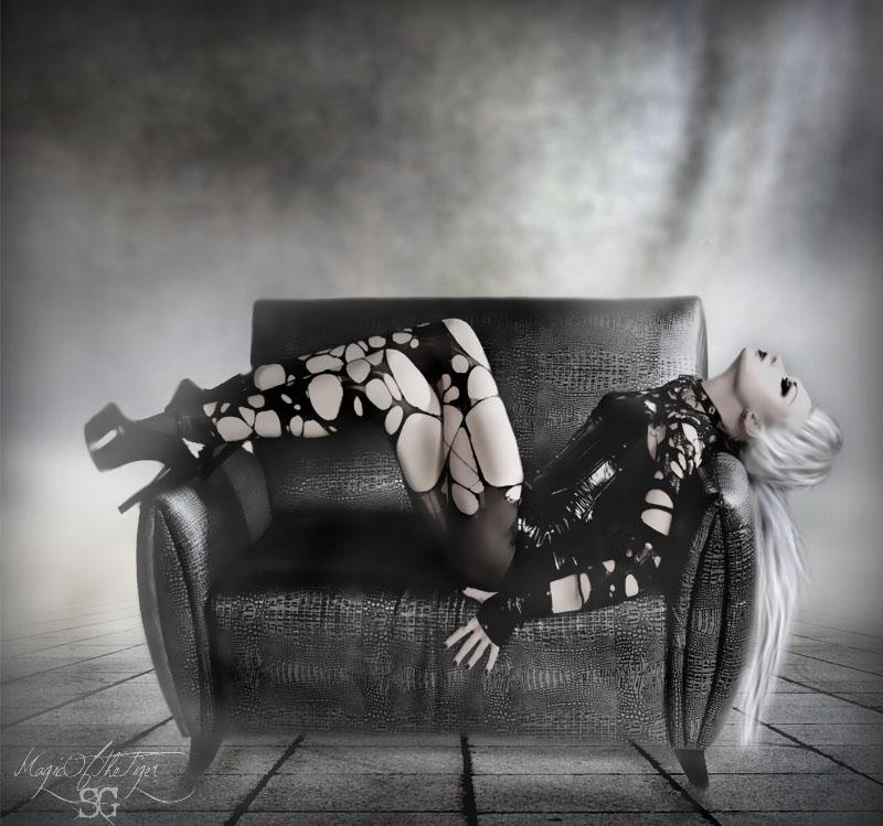 Enjoy The Silence by MagicOfTheTiger