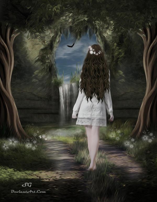Path  to Heaven by MagicOfTheTiger