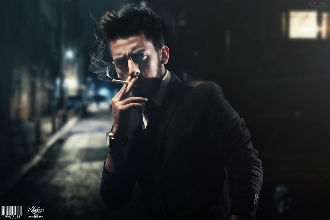 smoking by mohamedkhafaga