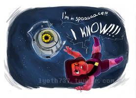 Portal - Steven Universe - SPAAAAAAAAAAAAAAACE by lyoth737