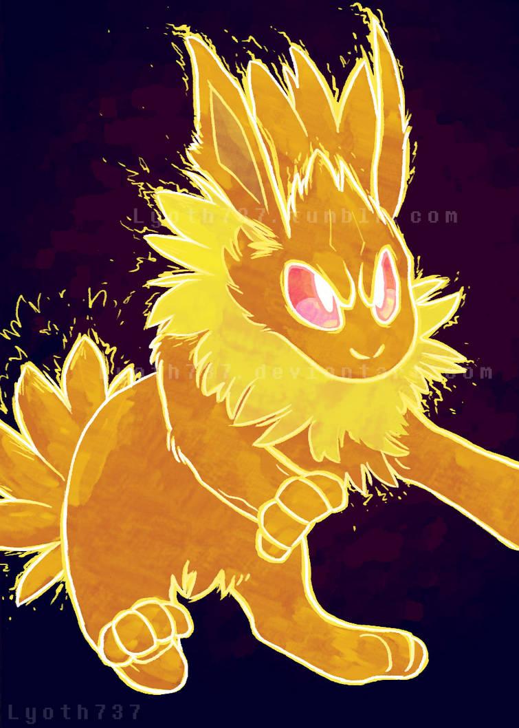 Pokemon - Charge up
