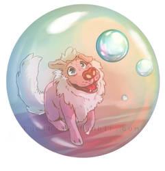 Art Fight - Soap bubbles