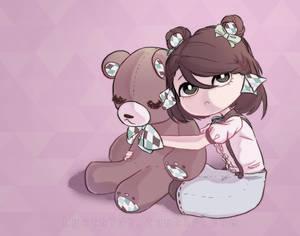 Art Fight - Big Bear hug