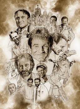 Robin Williams (bicolor)