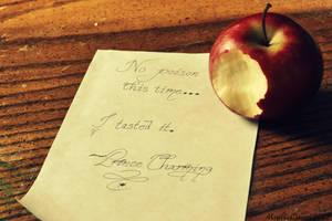 Dear Snow White.... by MailleQueen