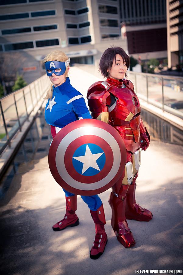 Avengers by Hamano--Ayumi